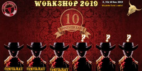 WORKSHOP BIG BEN COUNTRY 2019 entradas