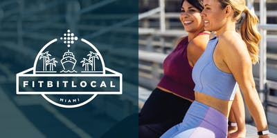 Fitbit Local Miami Sweat