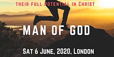 Man of God tickets