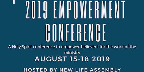 Empowerment Conference 2019 tickets