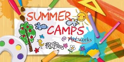 Summer Camp: Art Collaboration