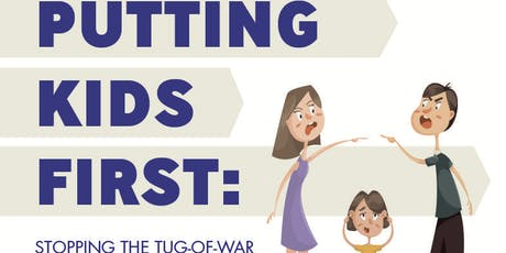 Putting Kids First: Stopping the Tug-of-War with your Ex (8 sessions) boletos