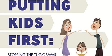 Putting Kids First: Stopping the Tug-of-War with your Ex (8 sessions) tickets