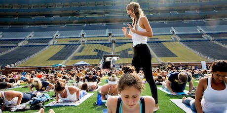 YOGA AT THE BIG HOUSE tickets