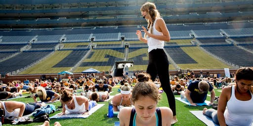 YOGA AT THE BIG HOUSE