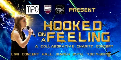 Hooked on a Feeling –A Collaborative Charity Concert