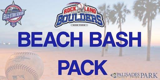 Rockland Boulders Beach Bash Pack