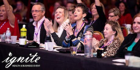Ignite 2020 - Health & Business Event tickets