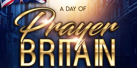 Day of Prayer for Great Britain tickets