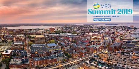 MRG Summit 2019: Grow with MRG tickets