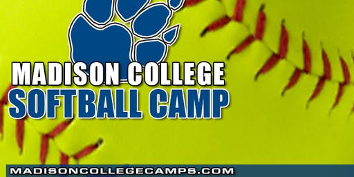 2019 Madison College Summer Training Softball Camp - Fielding