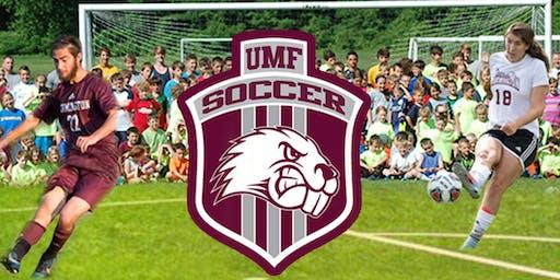 2019 UMF Summer Soccer Camp June 24th-June 28th