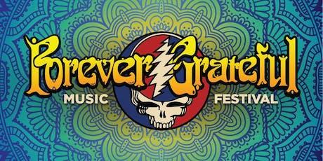 Forever Grateful Music Festival tickets