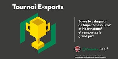 Tournoi esports Montréal