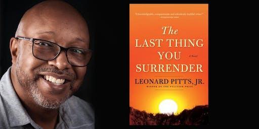 Leonard Pitts, Jr. at Books & Books!