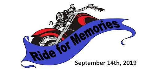 Ride for Memories 2019