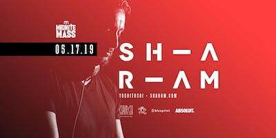 SHARAM (Yoshitoshi) -  Edmonton - Fri May 17