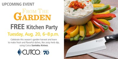 Free Kitchen Party - From The Garden