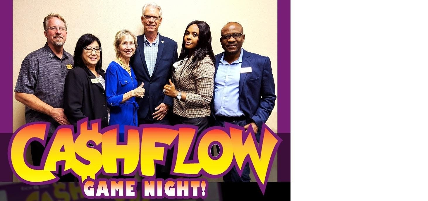 Family Cashflow Game & Pizza Night