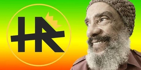 HR (from Bad Brains) & Human Rights tickets