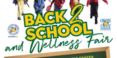 Bithlo Community 2019 Back to School and Wellness Fair