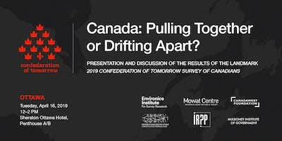Canada: Pulling Together or Drifting Apart? (Ottawa)