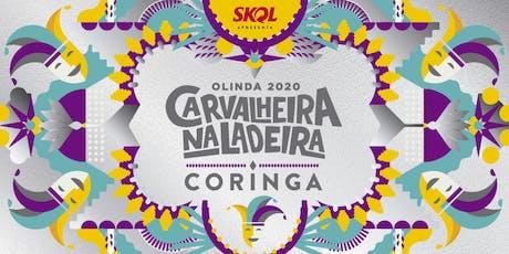 Carvalheira Na Ladeira 2020 - Ingresso Coringa ingressos