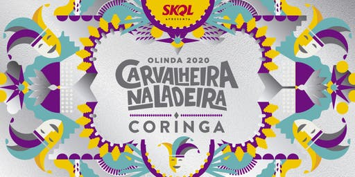 Carvalheira Na Ladeira 2020 - Ingresso Coringa