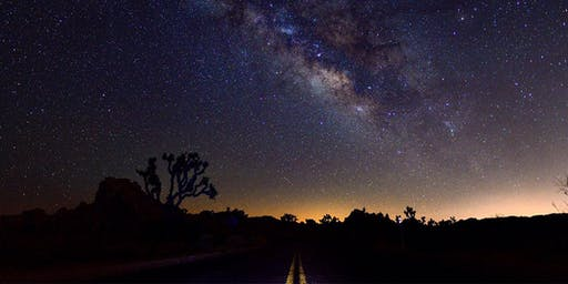 Joshua Tree: Chasing the Milkyway Lecture and Hands-On Shoot Presented by Nikon