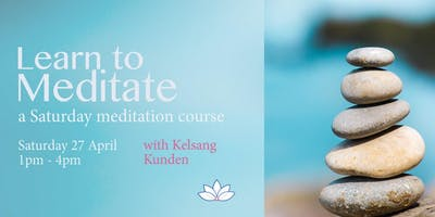 Learn to Meditate and Keep Cool