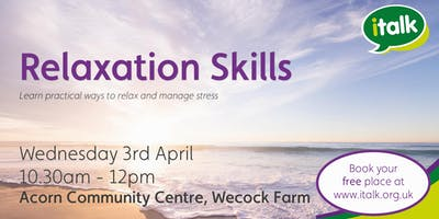 Relaxation Skills - Wecock Farm