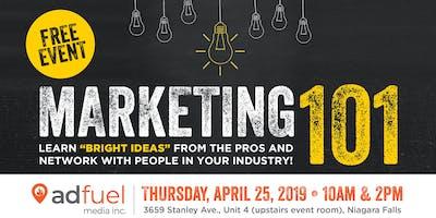 Adfuel Media Inc. Presents: Marketing 101