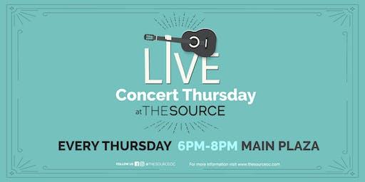 Thursday Night Live Music