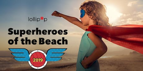Superheroes of the Beach Volleyball Tournament tickets
