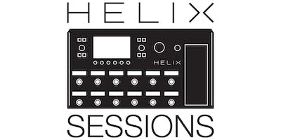 Helix Sessions - Guitar Center Manchester