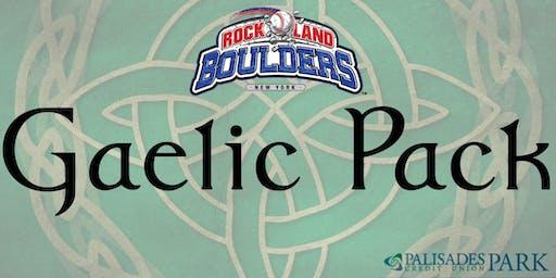 Rockland Boulders Gaelic Pack