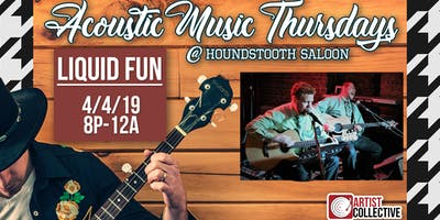 Acoustic Party at Houndstooth Wrigley