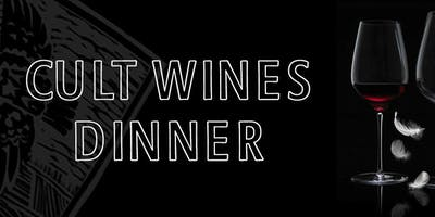 Cult Wines Dinner ft. Screaming Eagle