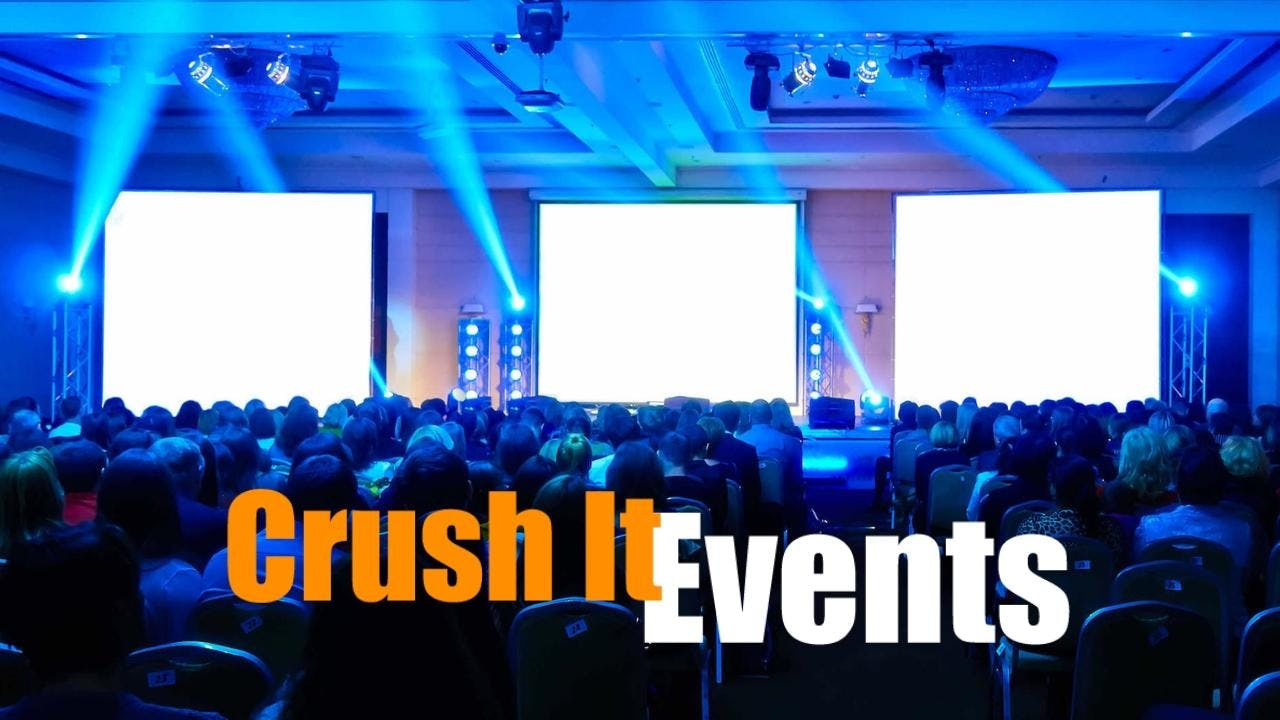 CRUSH IT PHOENIX - LIVE REALTOR EVENT! SELL MORE MAKE MORE!