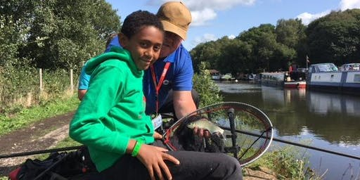 Free Let's Fish! Peterborough - Learn to Fish Sessions