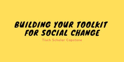 Building Your Toolkit for Social Change