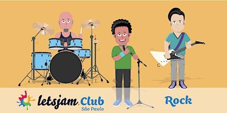 Letsjam.Club - Turmas Rock - São Paulo ingressos