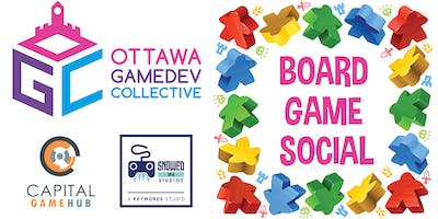 OGC Social Event : Board Game Night