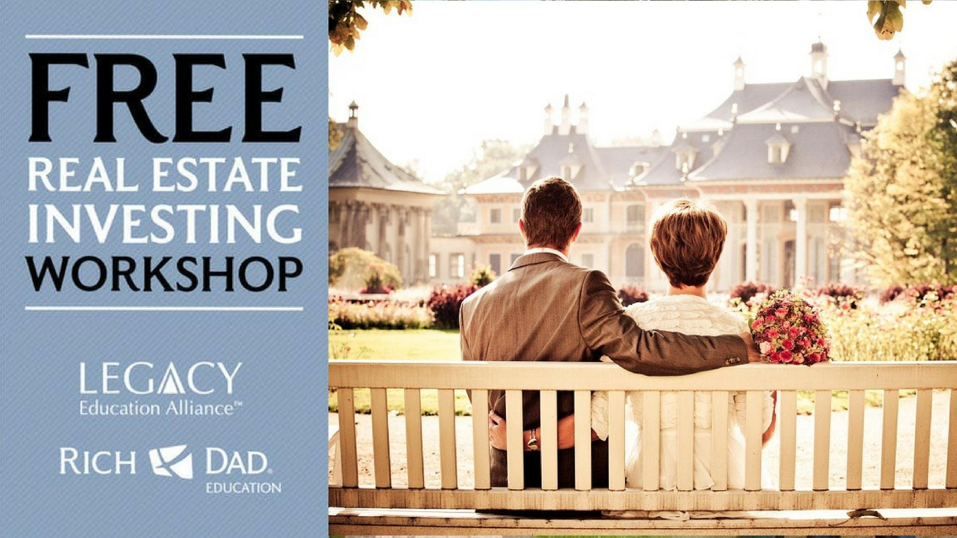 Free Real Estate Investing Workshops by Rich