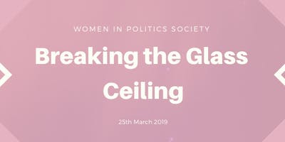 Copy of Breaking the Glass Ceiling