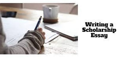 Scholarship Writing Boot Camp