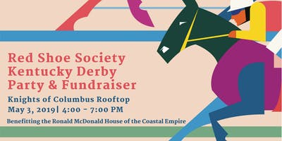 Red Shoe Society Derby Day