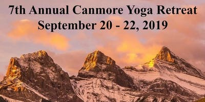 7th Annual Canmore Yoga Retreat
