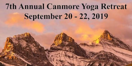 7th Annual Canmore Yoga Retreat tickets