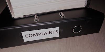 Create your Complaints Procedure - Webinar